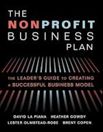 The Nonprofit Business Plan