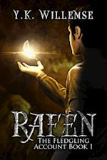 Rafen (The Fledgling Account, nr. 1)