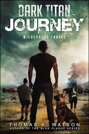 Bog, paperback Dark Titan Journey af Thomas A. Watson