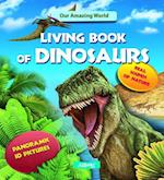 Living Book of Dinosaurs af Brian Harris