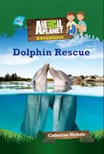 Dolphin Rescue (Animal Planet Chapter Books)