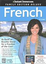 Instant Immersion French, Level 1-3