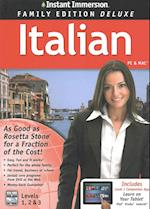 Instant Immersion Italian, Levels 1, 2 & 3 (Instant Immersion)