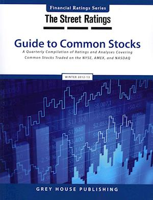 Thestreet Ratings' Guide to Common Stocks, Winter 2012/13