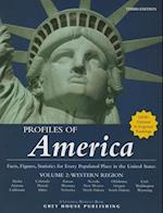 Profiles of America - Volume 2 Western, 2015