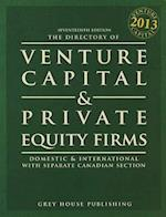 The Directory of Venture Capital & Private Equity Firms, 2013 (Directory of Venture Capital Private Equity Firms)