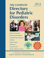 Complete Directory for Pediatric Disorders, 2013/14