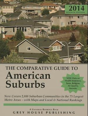The Comparative Guide to American Suburbs