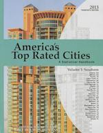 America's Top-Rated Cities, 2013 (Americas Top Rated Cities A Statistical Handbook)