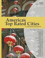 America's Top-Rated Cities, Volume 2 (Americas Top Rated Cities V 2 Western)