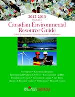 Canadian Environmental Resource Guide (Canadian Environmental Resource Guide)