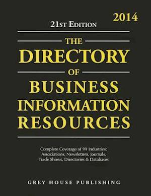 Directory of Business Information Resources, 2014