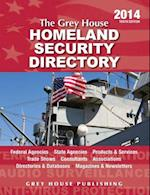 The Grey House Homeland Security Directory Print Purchase Includes 6 Months Free Online Access