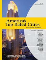 America's Top-Rated Cities, Vol. 3 Central, 2014