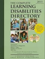 Complete Learning Disabilities Directory, 2015
