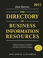 Directory of Business Information Resources, 2015 af Laura Mars