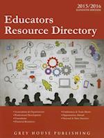 Educators Resource Directory, 2015/16 af Laura Mars