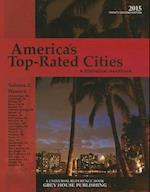 America's Top-Rated Cities 2015 (AMERICA'S TOP RATED CITIES: A STATISTICAL HANDBOOK: WESTERN REGION)
