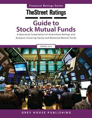 Thestreet Ratings Guide to Stock Mutual Funds, Fall 2015