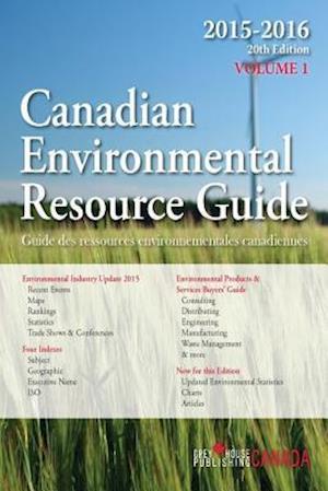 Canadian Environmental Resource Guide, 2015