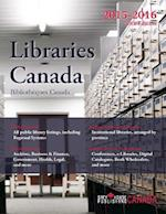 Libraries Canada, 2015/16