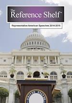 Representative American Speeches, 2014-2015 af Hw Wilson