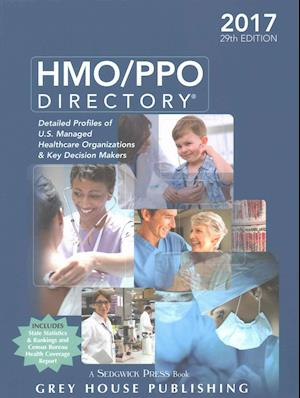 Bog, paperback HMO/PPO Directory, 2017