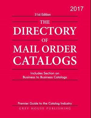 Bog, paperback Directory of Mail Order Catalogs, 2017