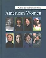 American Women (Great Lives from History)