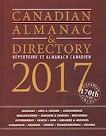 Canadian Almanac & Directory 2017 / Repertoire Et Almanach Canadien 2017 af Grey House Canada