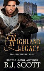 Highland Legacy af B. J. Scott