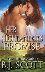Her Highlander's Promise af B.J. Scott