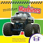 Monster Machines Picture Book