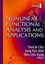 Nonlinear Functional Analysis & Applications af Shin Min Kang, Yeol Je Cho, Jong Kyu Kim