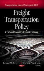 Freight Transportation Policy