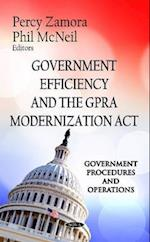 Government Efficiency & the GPRA Modernization Act