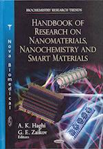 Handbook of Research on Nanomaterials, Nanochemistry & Smart Materials af A. K. Haghi