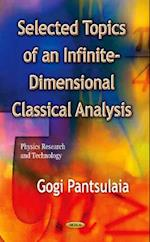 Selected Topics of an Infinite-Dimensional Classical Analysis af Gogi Pantsulaia