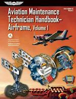 Aviation Maintenance Technician Handbook?airframe Vol.1 Ebundle