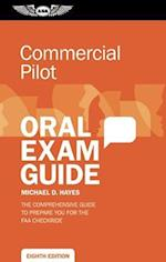 Commercial Pilot Oral Exam Guide af Michael D. Hayes
