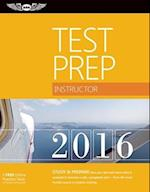 Instructor Test Prep 2016 Book and Tutorial Software Bundle (Test Prep)