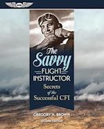 The Savvy Flight Instructor af Gregory N. Brown