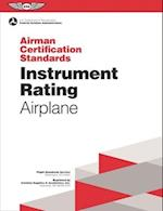 Instrument Rating Airman Certification Standards - Airplane af (N/A) Federal Aviation Administration (Faa)