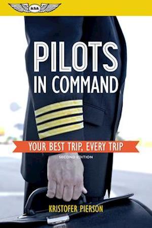 Bog, paperback Pilots in Command af Kristofer Pierson