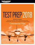 Commercial Pilot Test Prep 2018 + Airman Knowledge Testing Supplement for Commercial Pilot (Commercial Pilot Test Prep)