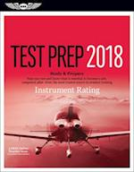 Instrument Rating Test Prep 2018 / Airman Knowledge Testing Supplement (Test Prep)