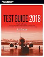 Airframe Test Guide 2018 (Fast track Test Guides)