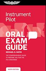 Instrument Pilot Oral Exam Guide (Oral Exam Guide Series)
