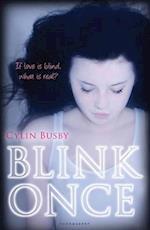 Blink Once af Cylin Busby