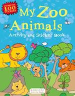 My Zoo Animals Activity and Sticker Book (Bloomsbury Activity Books)
